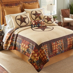 Austin Quilt Bedding Collection
