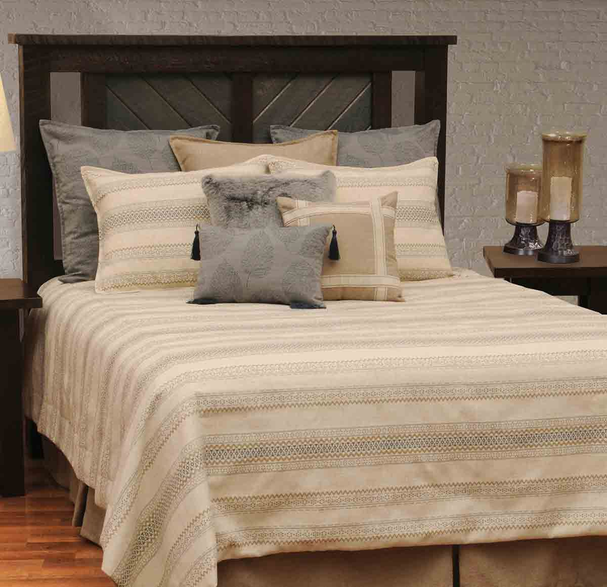 Ava Deluxe Bed Set - Cal King