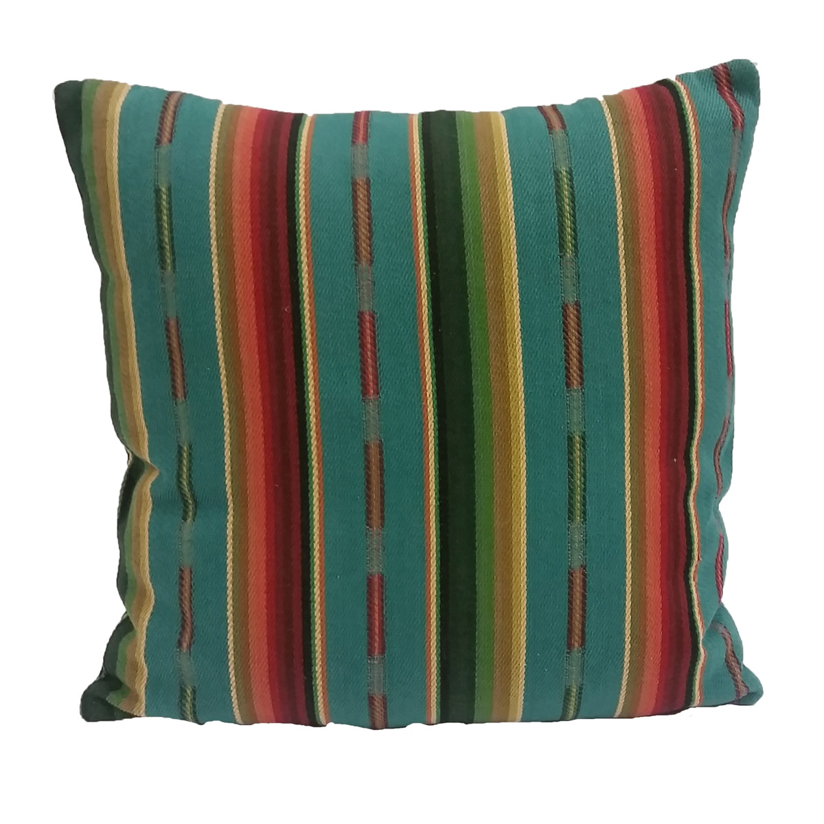 Azul Serape Pillow - 24 x 24
