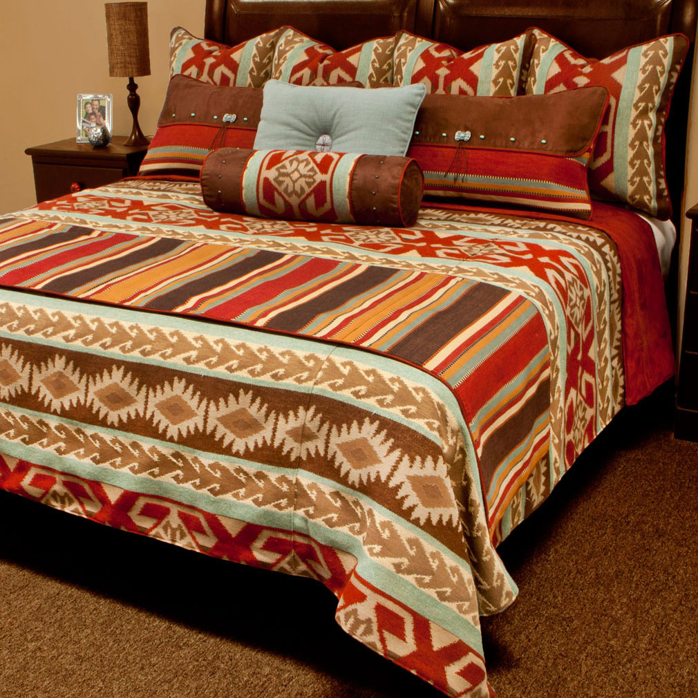 Balboa Luxury Bed Set - Queen