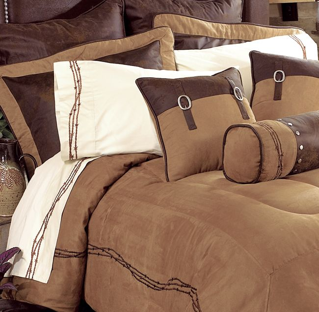 Barbwire Cream Sheet Set - King