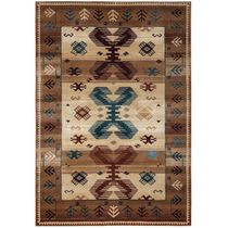 Bellevue Arrows Rug - 7 x 10