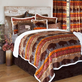 Bison Pass Bedding Collection