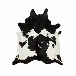 Black and White Special Cowhide Rugs