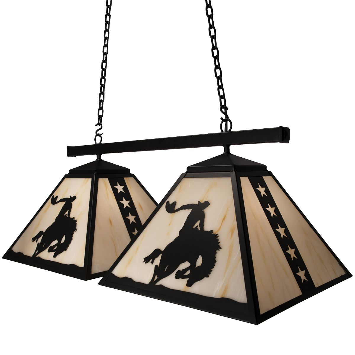 Black Eight Seconds Double Game Light