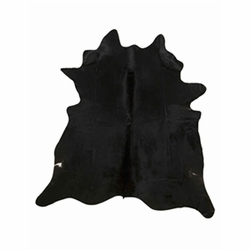 Black Natural Cowhide Rugs