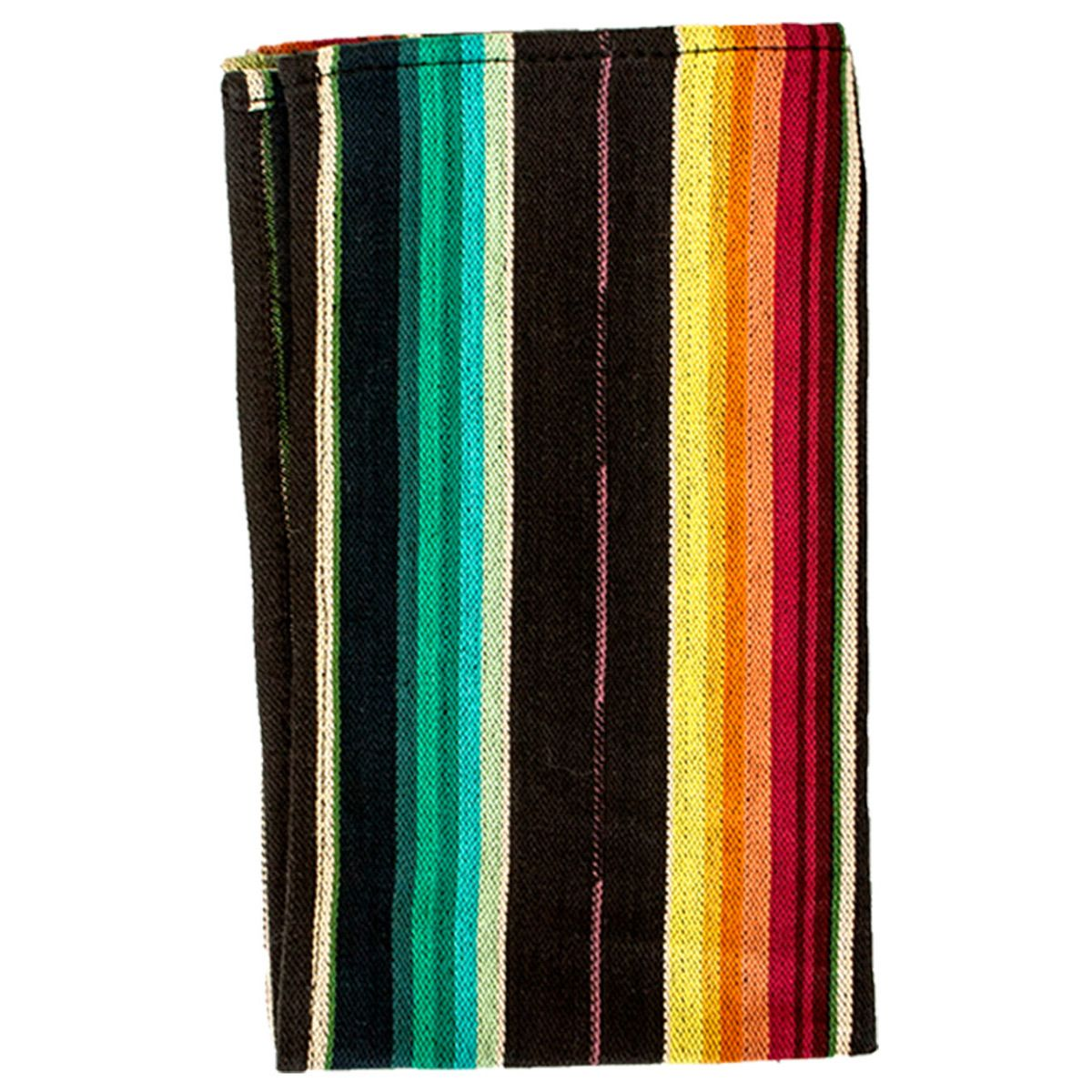 Black Serape Napkins - Set of 4