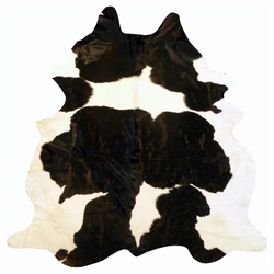 Black & White Holstein Cowhides