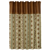 Blue Eagle Shower Curtain - OVERSTOCK