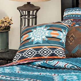Blue Mesa Accent Pillow