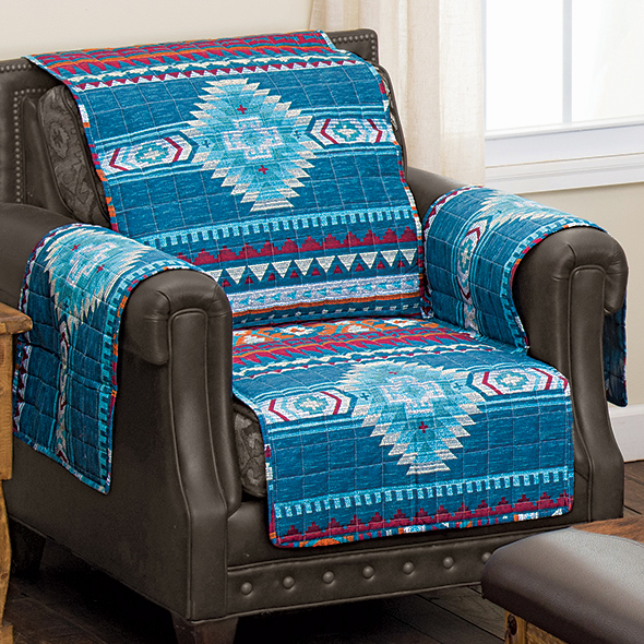 Blue Mesa Chair Cover - BACKORDERED Until 7/16/2021
