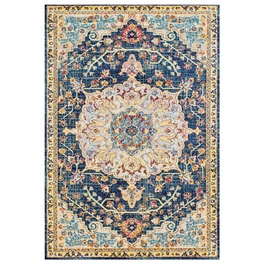 Bohemian Blue Rug Collection