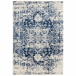 Bohemian Midnight Blue Rug Collection