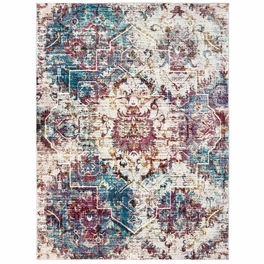 Boho Faded Rug Collection