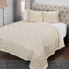 Boone Diamond Quilt Bedding Collection