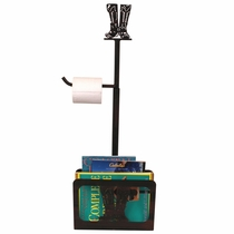 Boots Toilet Paper Stand/Magazine Rack