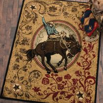 Bronco Beauty Rug - 8 x 10
