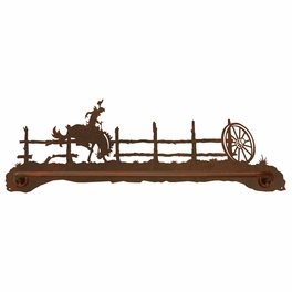 Bronco Towel Bar