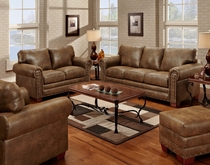 Buckskin 4-Piece Set with Sleeper