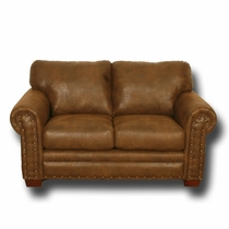 Buckskin Loveseat