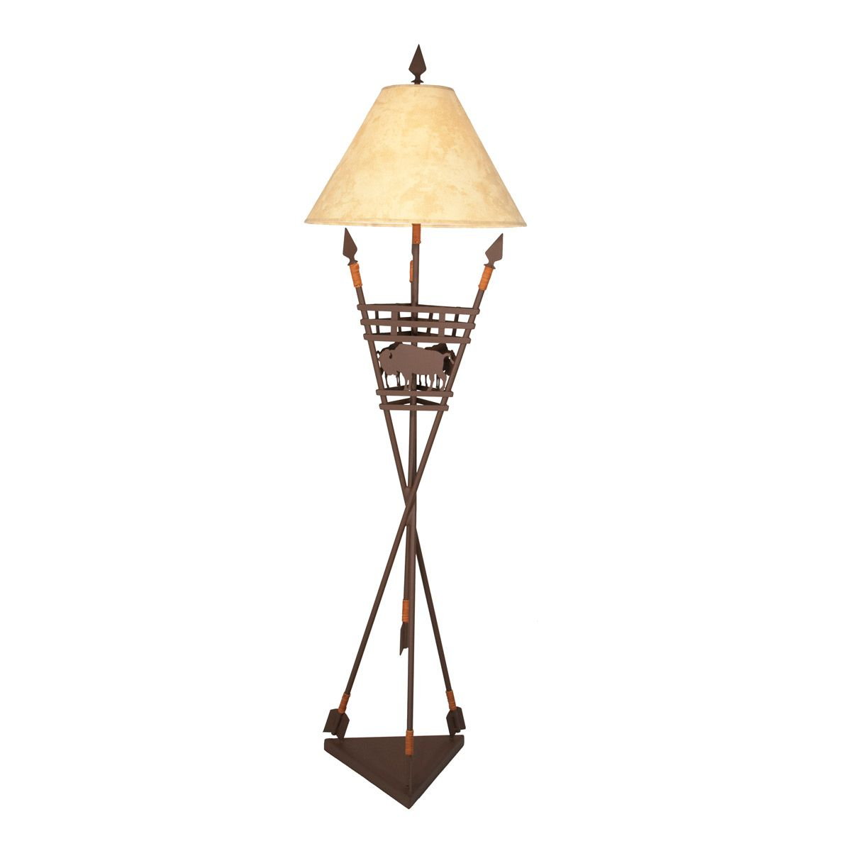 Buffalo & Arrows Floor Lamp