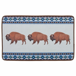 Buffalo Azul Bath/Kitchen Mat