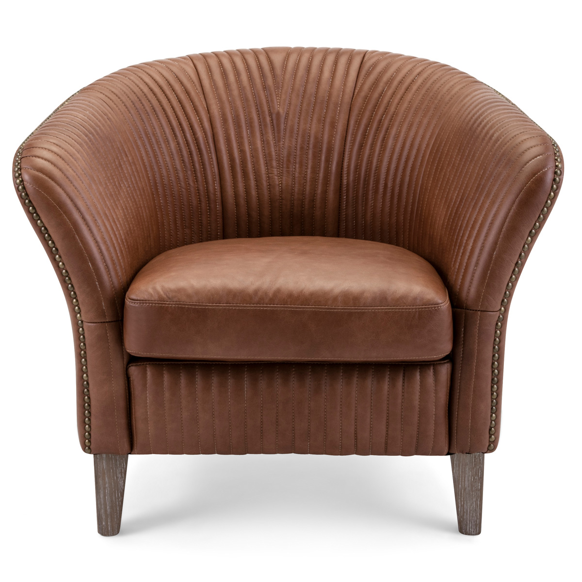 Buford Leather Chair
