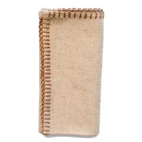 Burlap Napkins - Set of 4