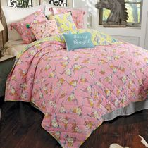 Cactus Sun & Skull Bed Set - Queen - CLEARANCE