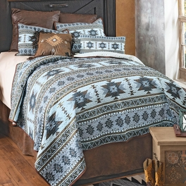 Cadence Trail Quilt Bedding Collection