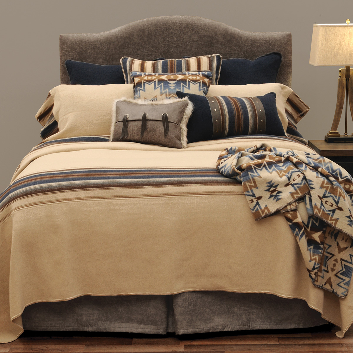 Cadillac Ranch Deluxe Bed Set - Cal King
