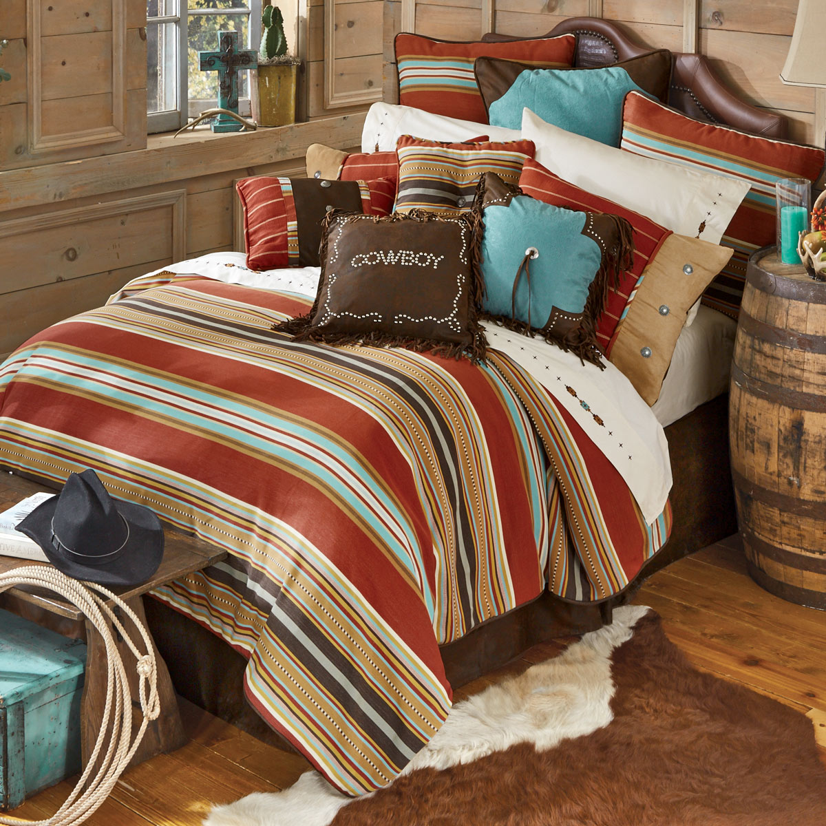 Calhoun Bed Set - King