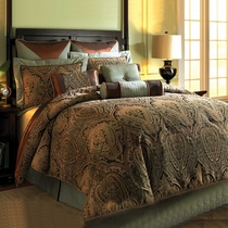 Canovia Springs Comforter Set - Queen