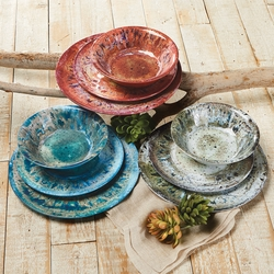 Canyon Melamine Dinnerware Collections