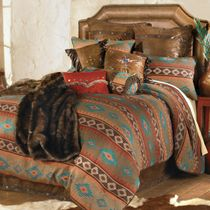 Canyon Shadows Bed Set - Queen