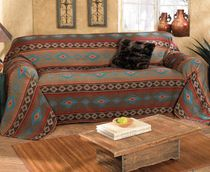 Canyon Shadows Sofa Cover