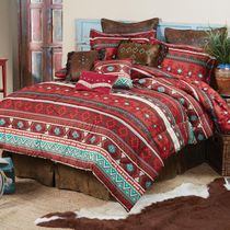 Canyon Spice Bed Set - Queen