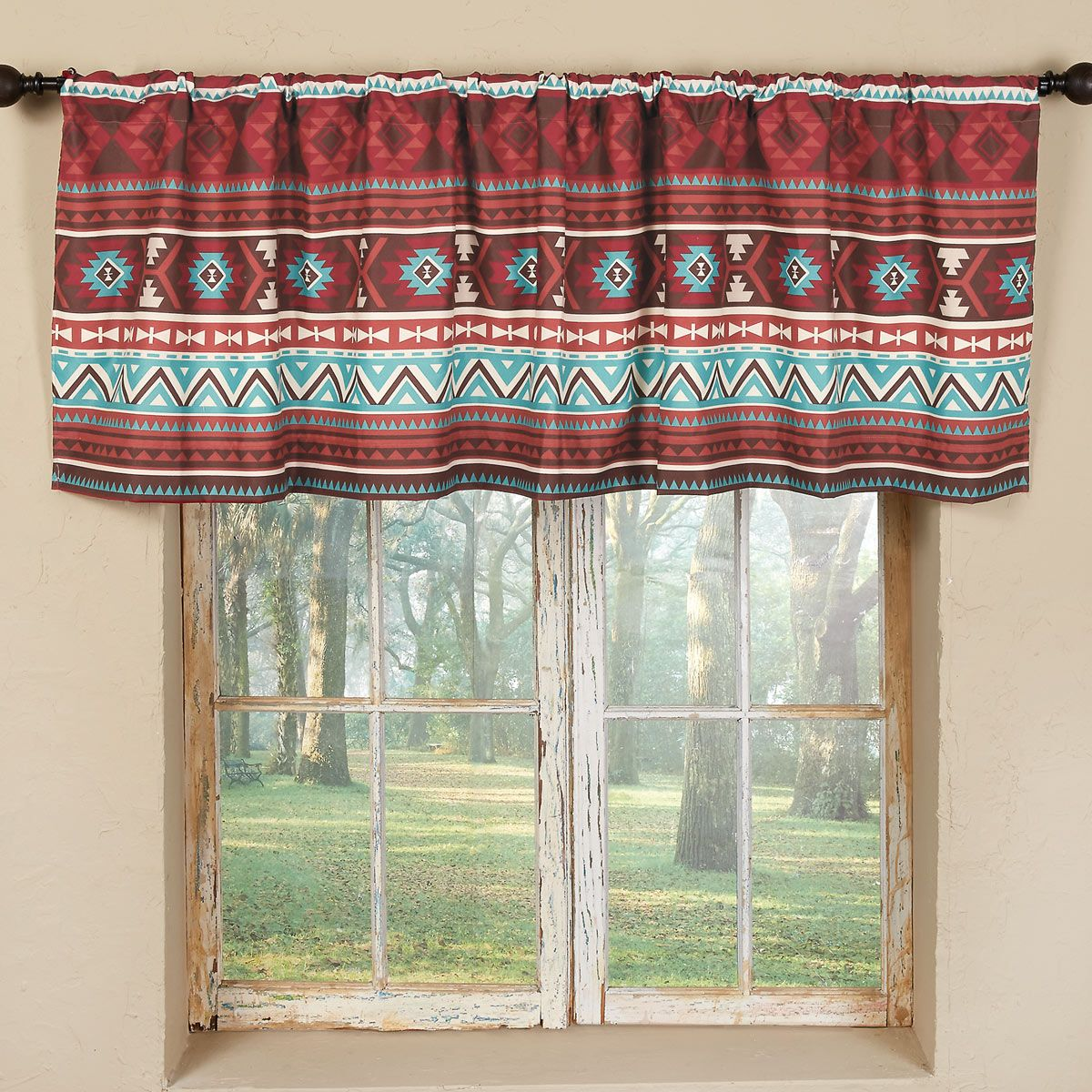 Canyon Spice Valance - CLEARANCE