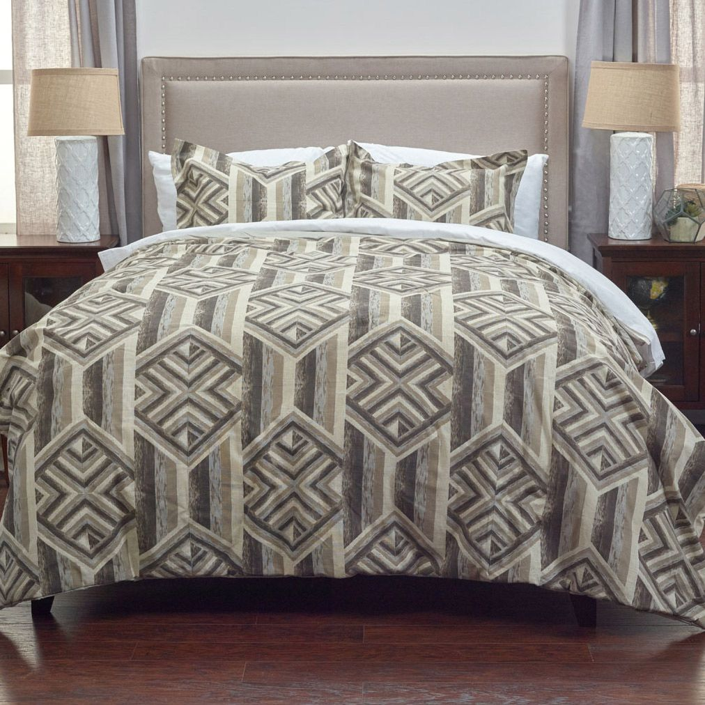 Canyon Medallions Bed Set - Queen