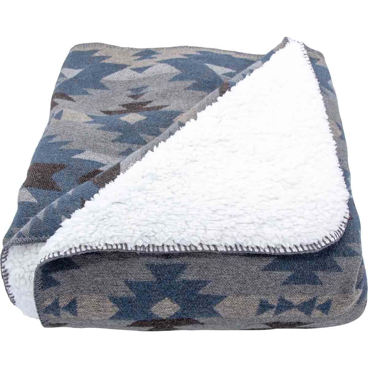 Canyon Waters Throw