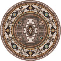 Canyonlands Rug - 8 Ft. Round