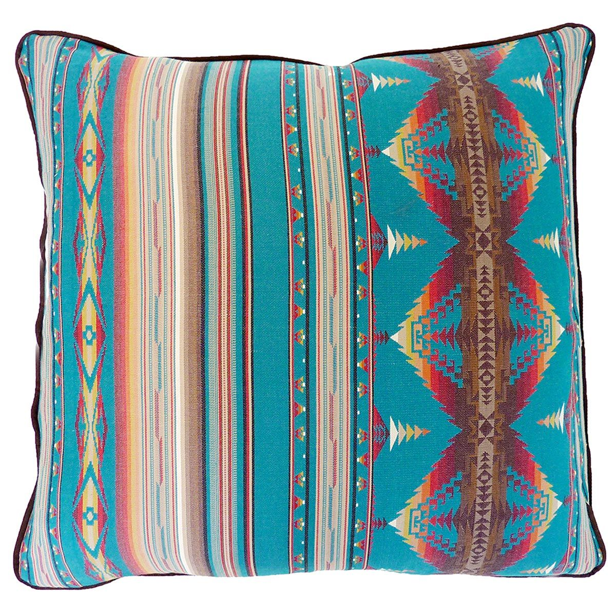 Caracas Square Pillow
