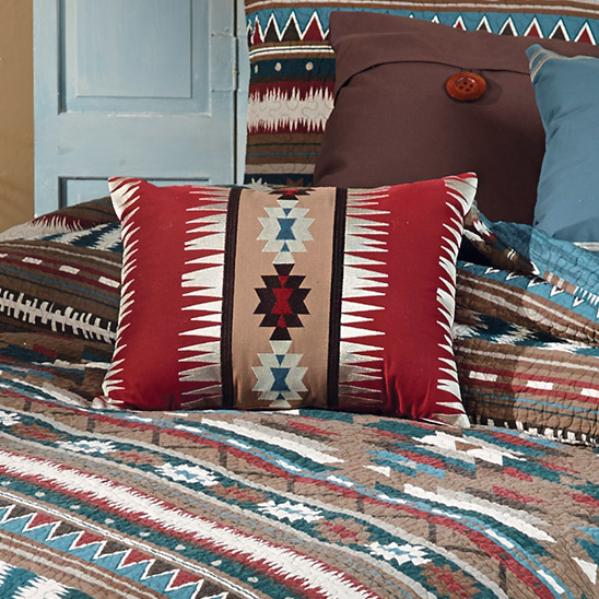 Carrizo Springs West Pillow