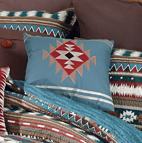 Carrizo Springs East Pillow
