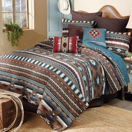 Carrizo Springs Quilt Bedding Collection