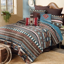 Carrizo Springs Quilt Set - Queen