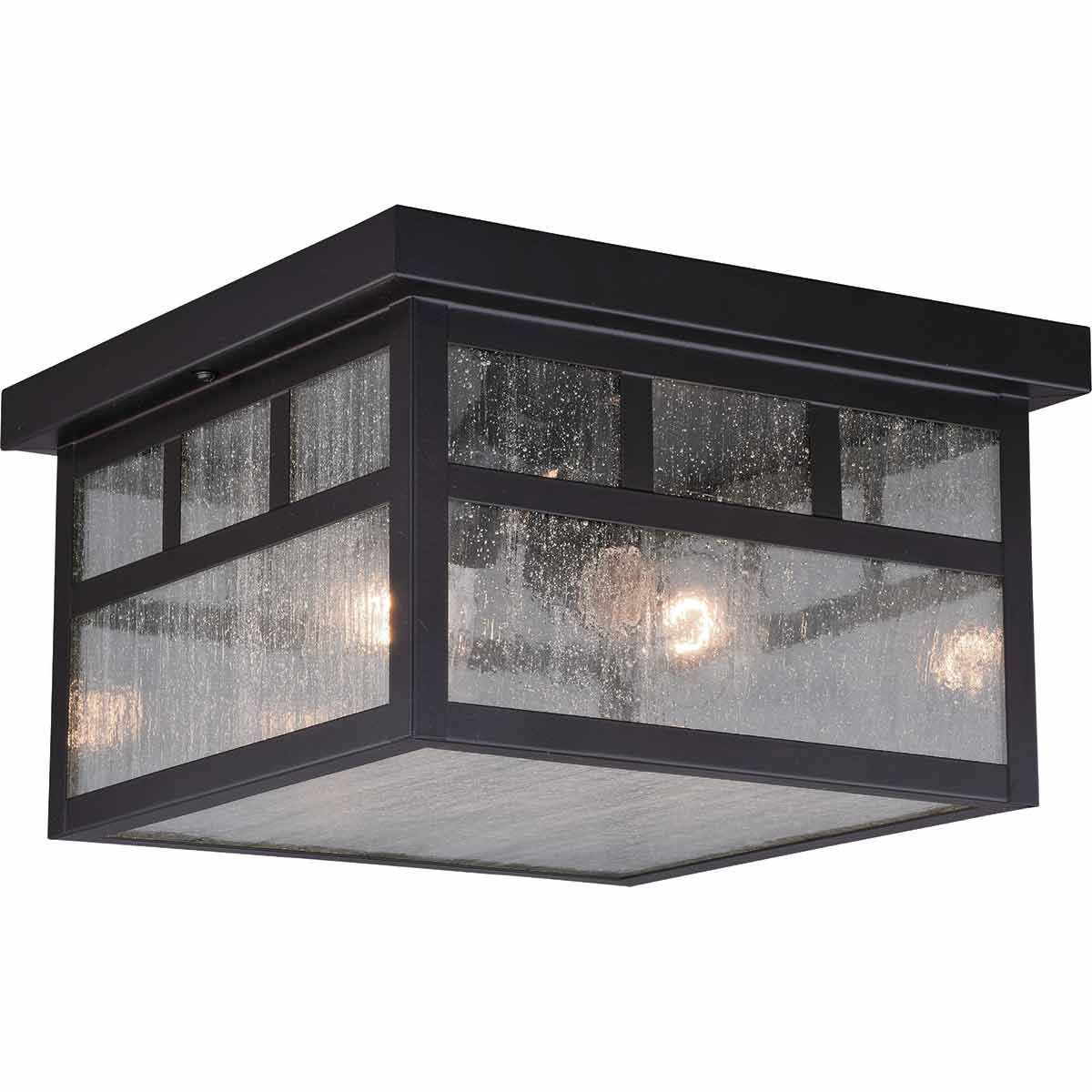 Carter Outdoor Flush Mount Light