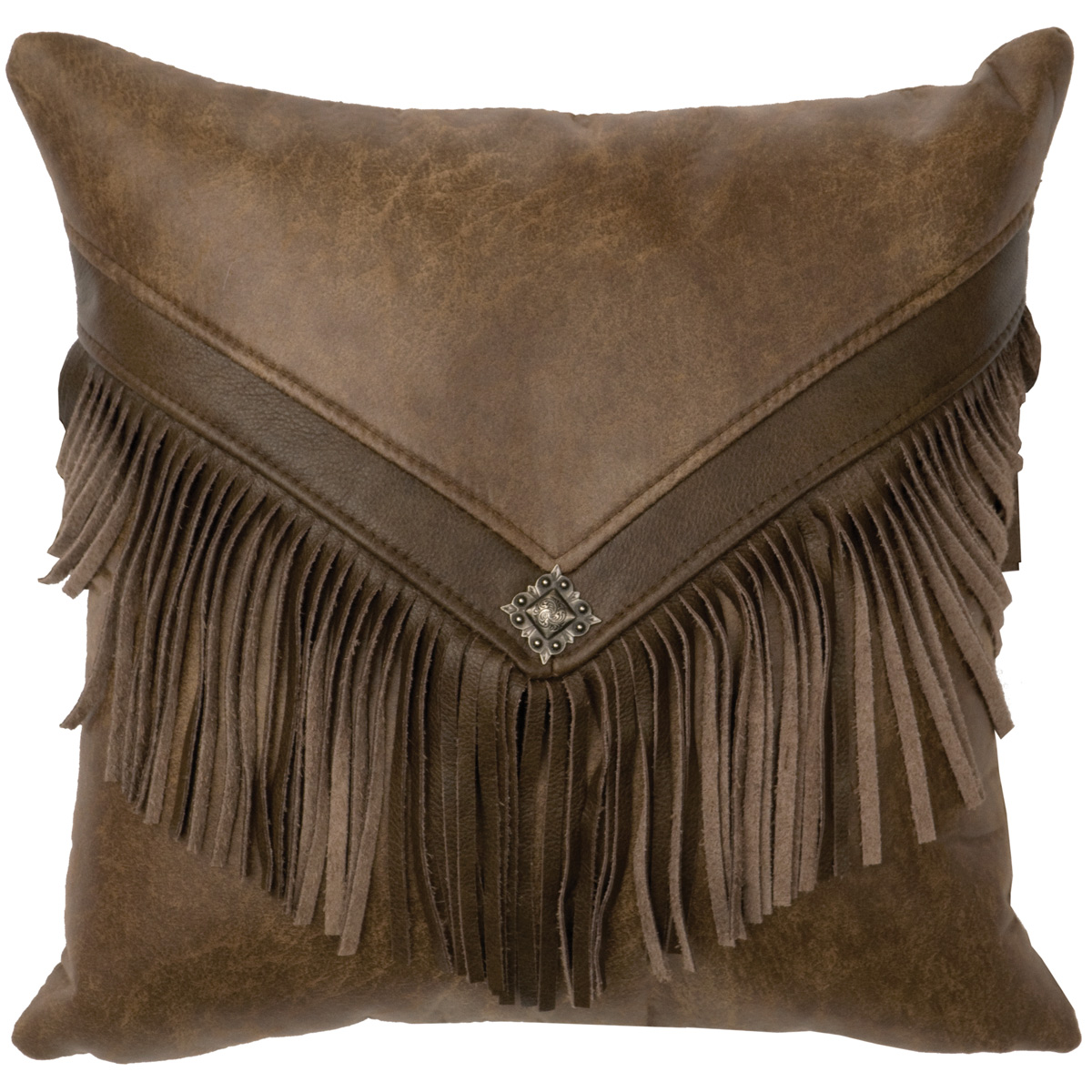 Cascada Fringed Pillow