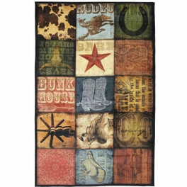 Cattle Country Rug Collection