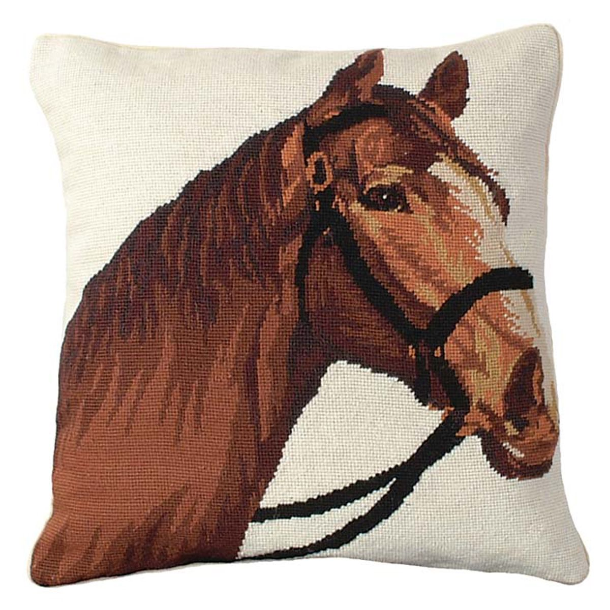Champion Horse Pillow